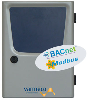 Varcon380 Home-BACnet web